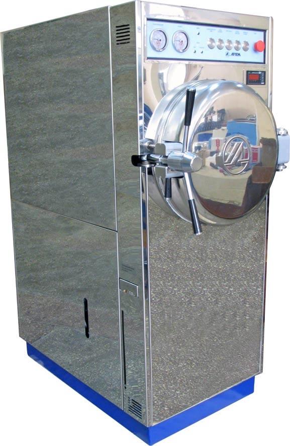 Bluestone 100 литров цифровой diplay паровой автоклав